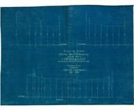 Frank P. & Georgie A. Hill 1895 Elevation Plan, Allston 1890c Survey Plans